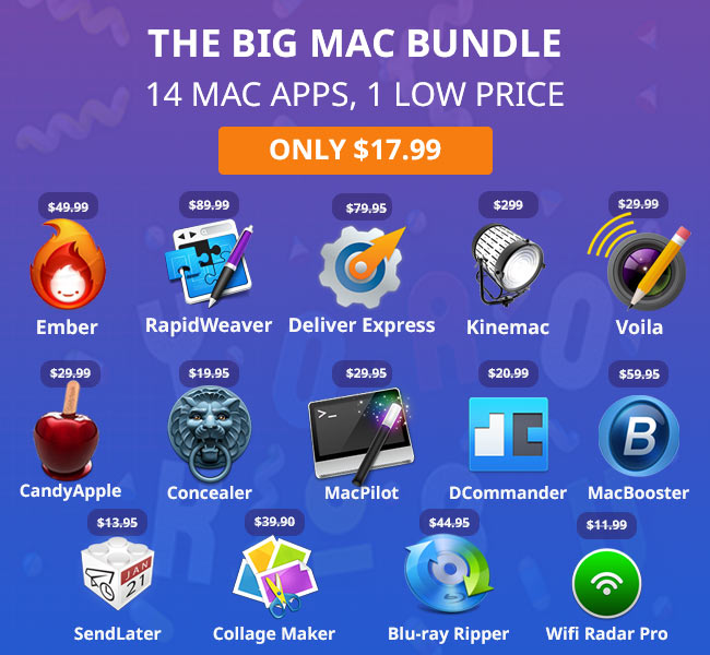 The Big Mac Bundle