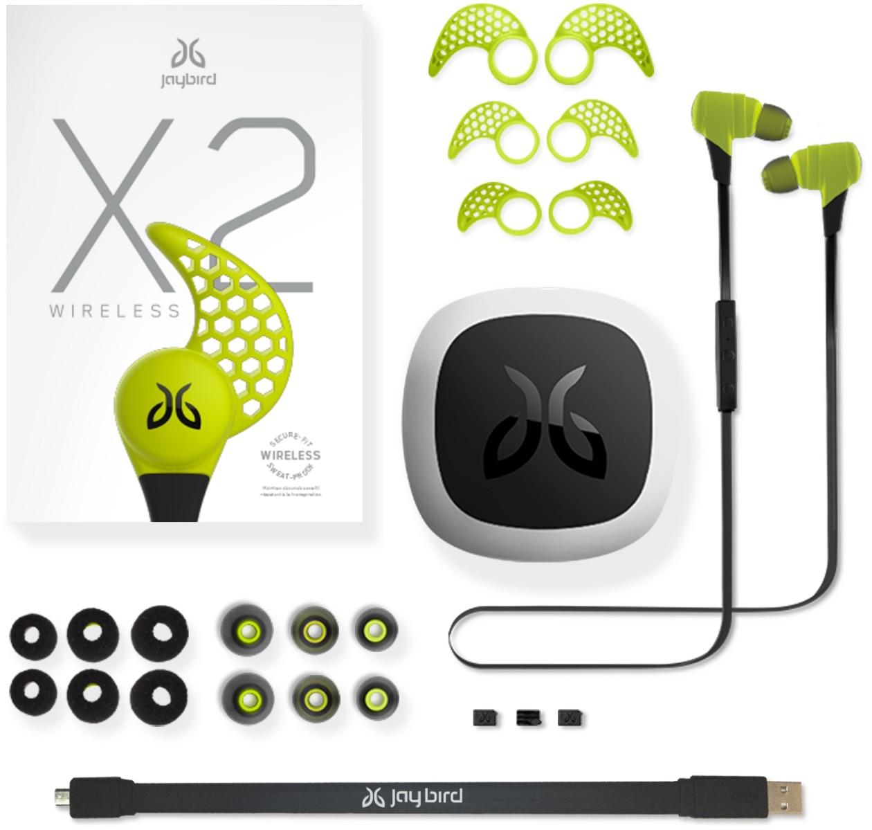 X2 Wireless Buds, da Jaybird