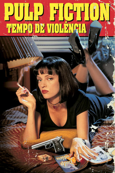 Filme - Pulp Fiction: Tempo de Violência
