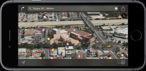 Flyover em Tijuana no México