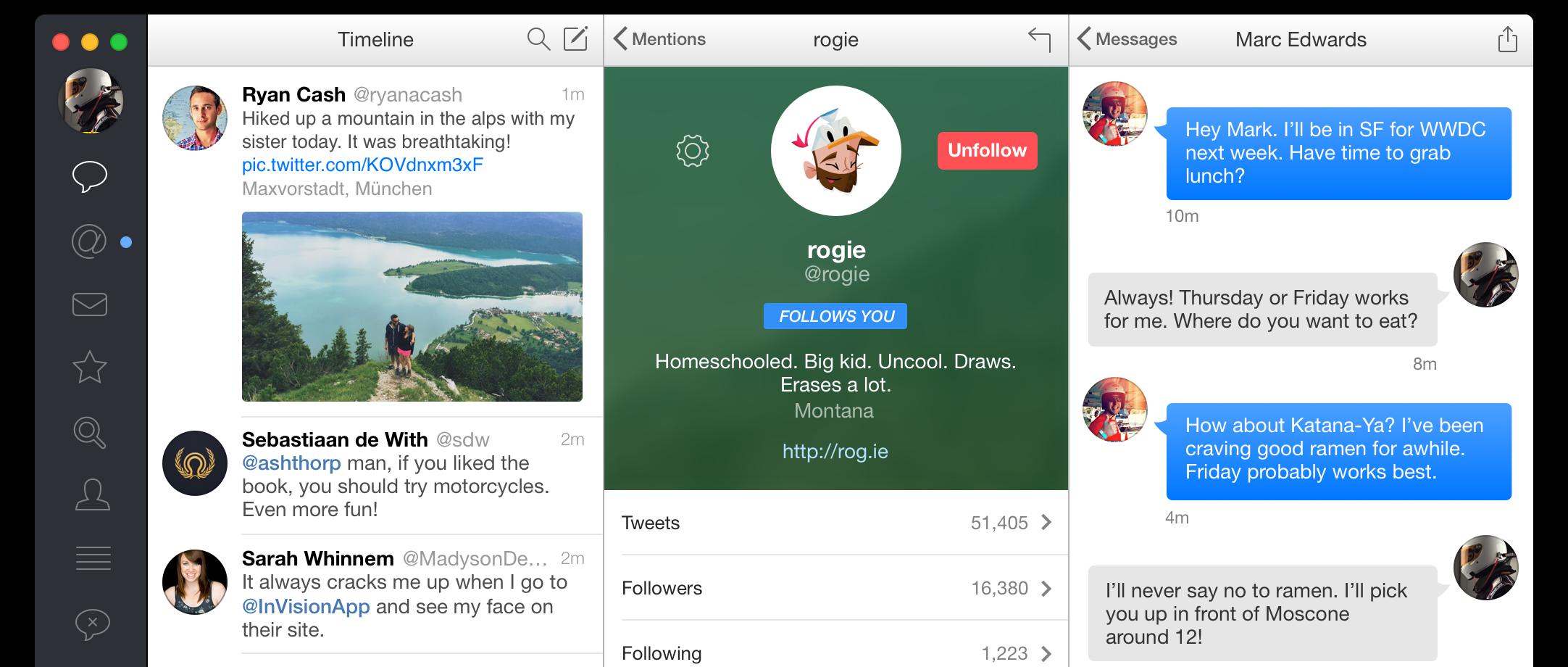 Tweetbot 2 para Mac