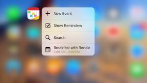 Fantastical 2.5 para iOS