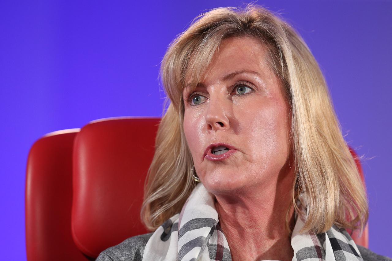Jennifer Bailey, chefe do Apple Pay