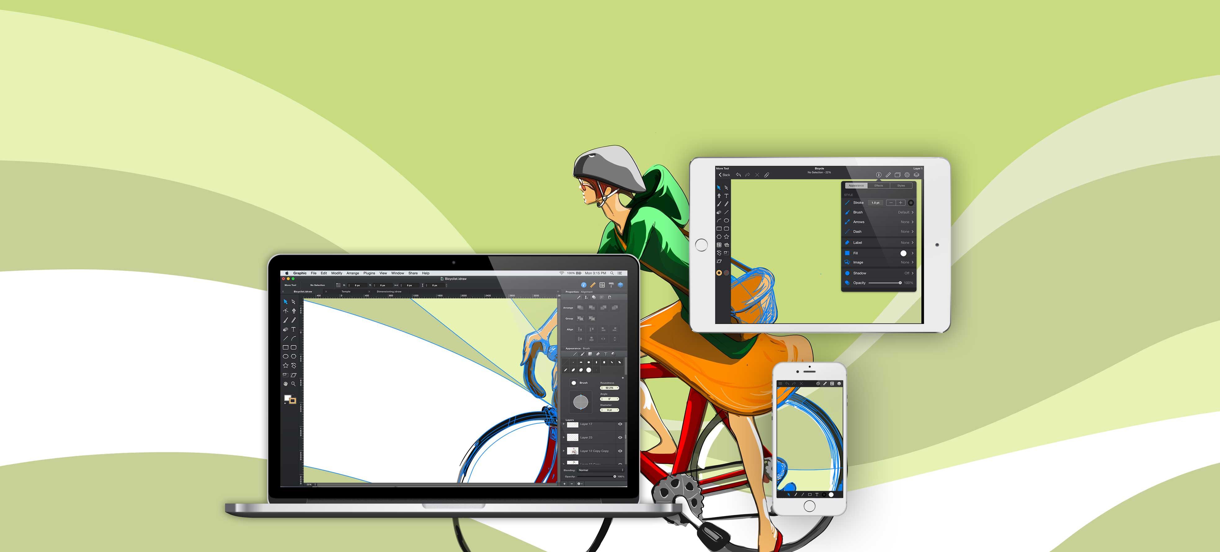 App Graphic, da Autodesk