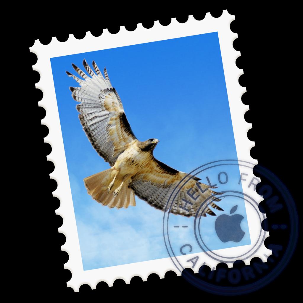 Ícone - Mail do OS X El Capitan