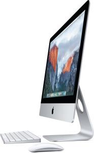 iMac de 21,5 polegadas com periféricos