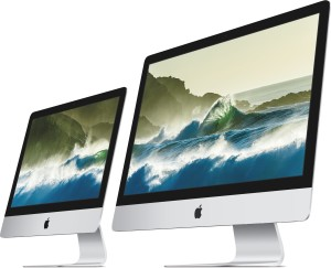 iMacs Retina lado a lado
