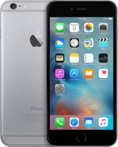 iPhone 6 cinza espacial