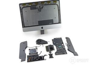 iFixit desmonta o iMac de 21,5 polegadas com tela Retina 4K