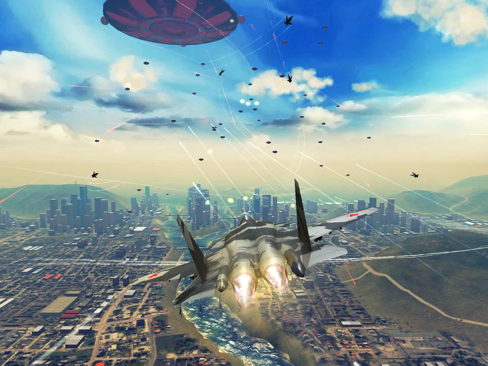 Jogo Sky Gamblers Air Supremacy para iOS