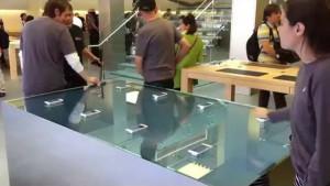 Mesa diferente 3D Touch