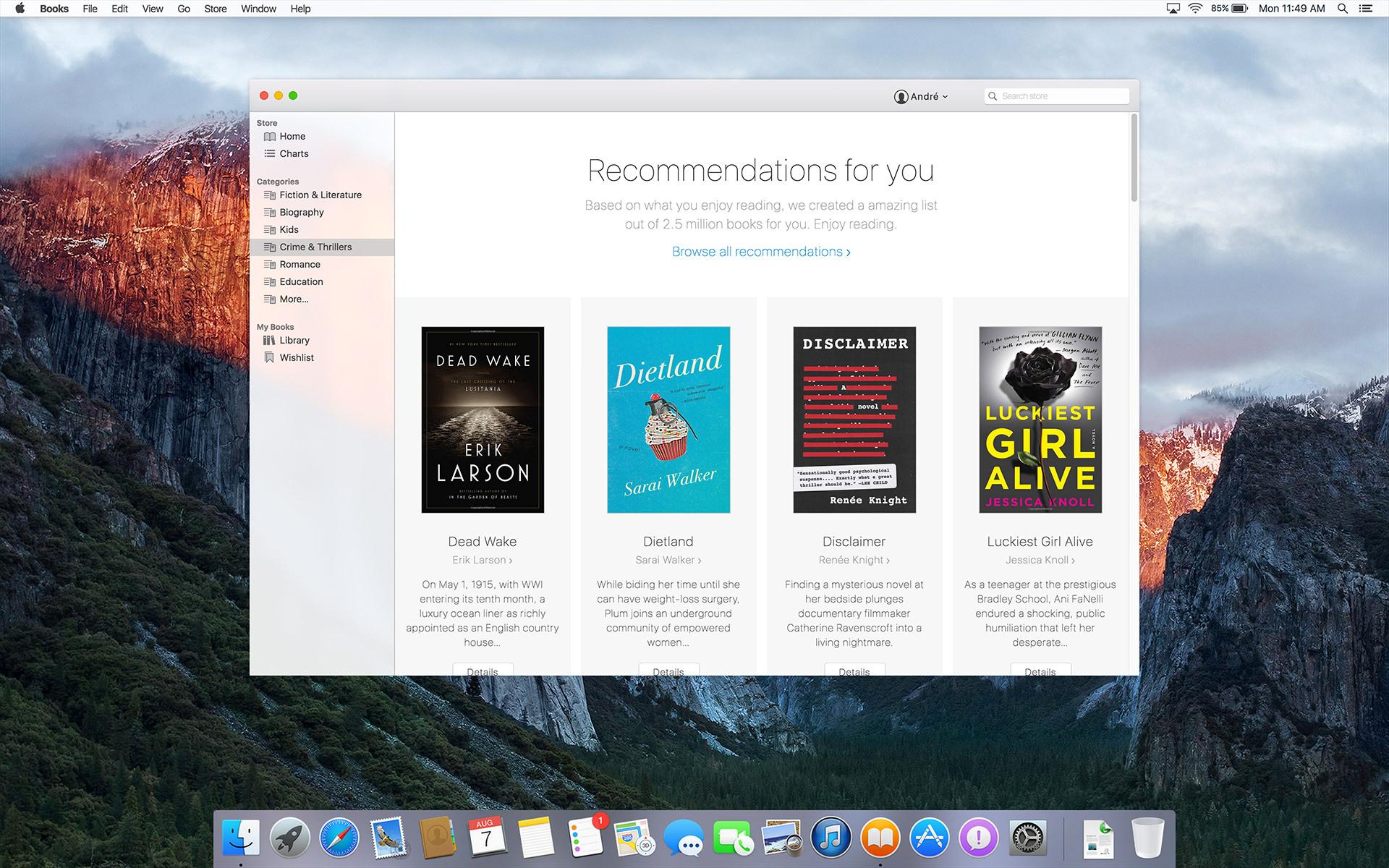 iTunes - Apple Books