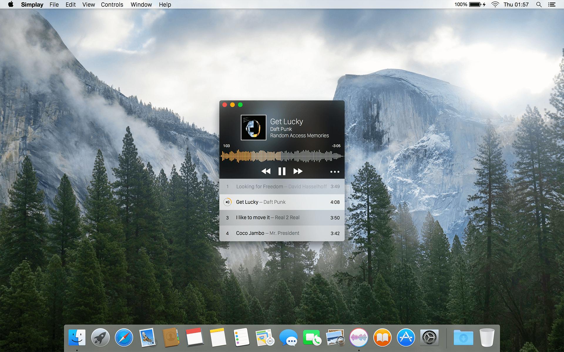 iTunes - Simplay