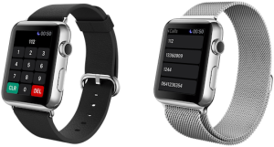 Watch Keypad