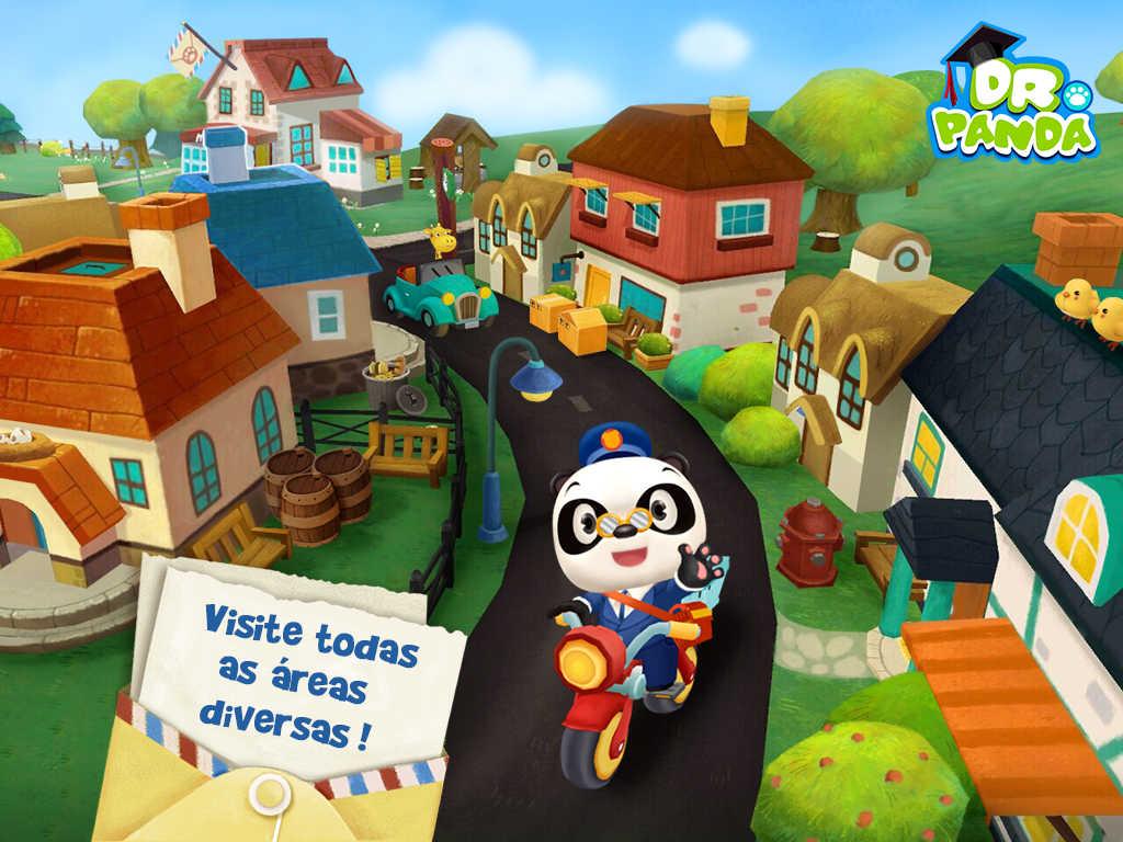 O Carteiro do Dr. Panda