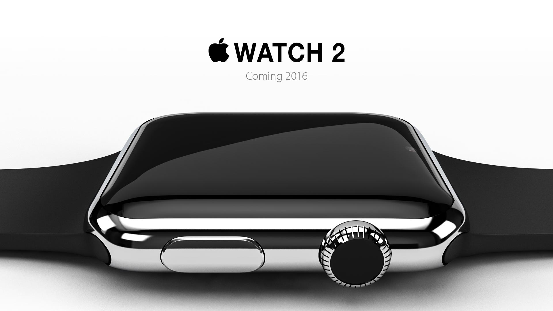 Conceito de Apple Watch 2