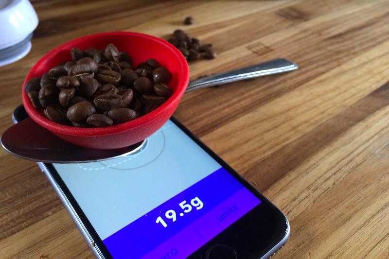 Gravity - app de balança para iPhone 6s