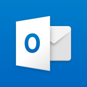 Ícone - Microsoft Outlook para iOS