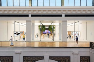 Apple Store, Mall of the Emirates