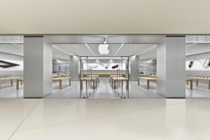 Apple Store, Parkland