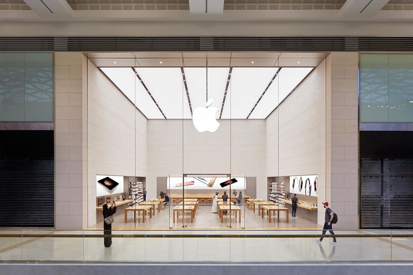 Apple Store, Yas Mall