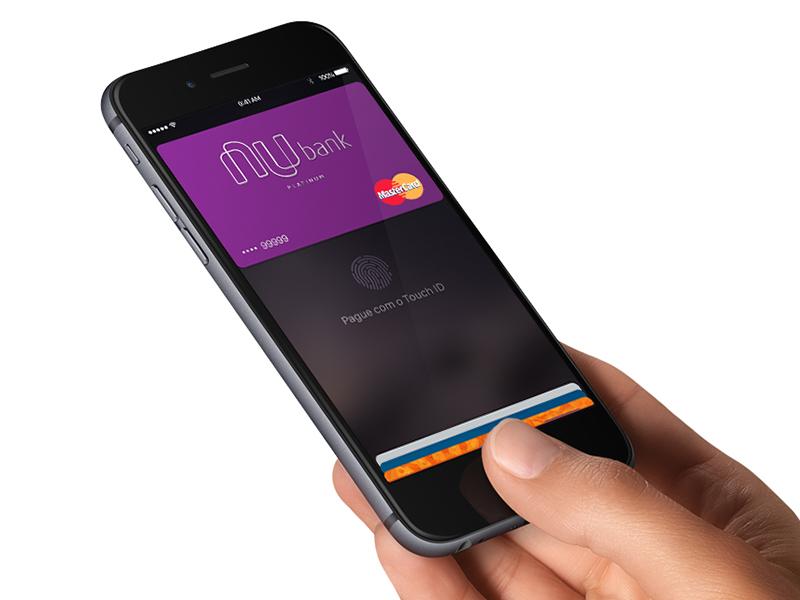 Nubank - Apple Pay