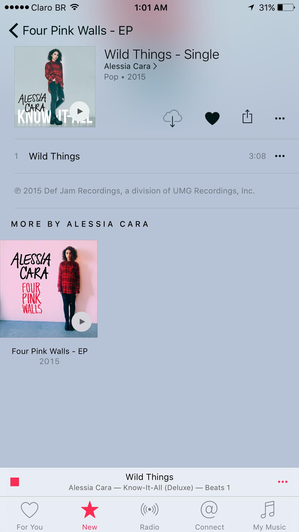 Apple Music no iOS 9.2