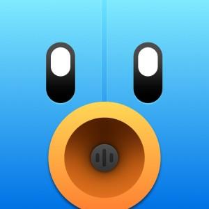 Ícone - Tweetbot 4 para iOS