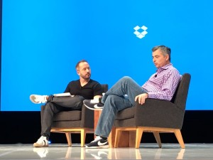 Eddy Cue no Dropbox Open