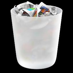 Lixo do OS X El Capitan cheio
