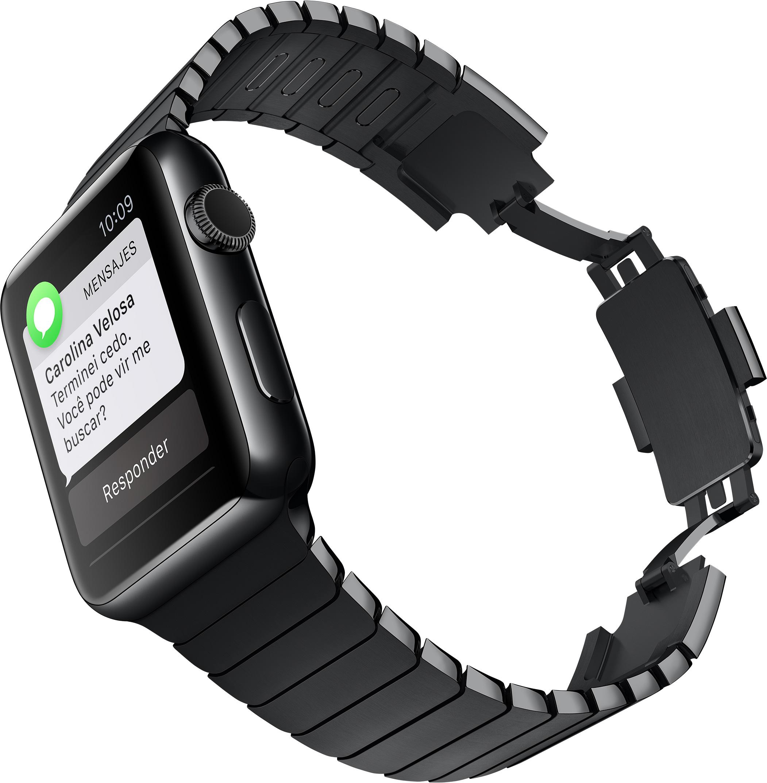 App Mensagens no Apple Watch