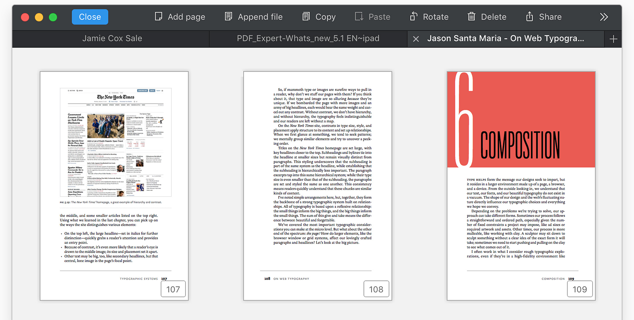 PDF Expert para Mac