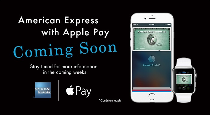 Apple Pay no Canadá
