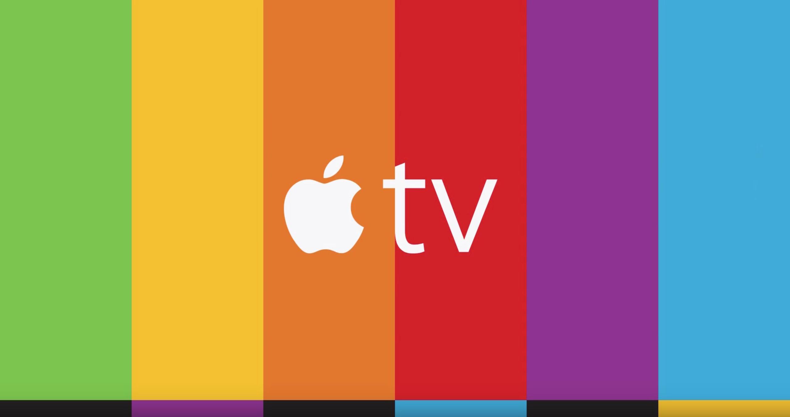 Comerciais da Apple TV