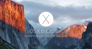 Capa do OS X El Capitan no site da Apple