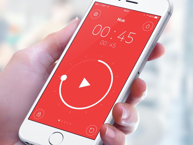 App Nok para iPhones/iPods touch