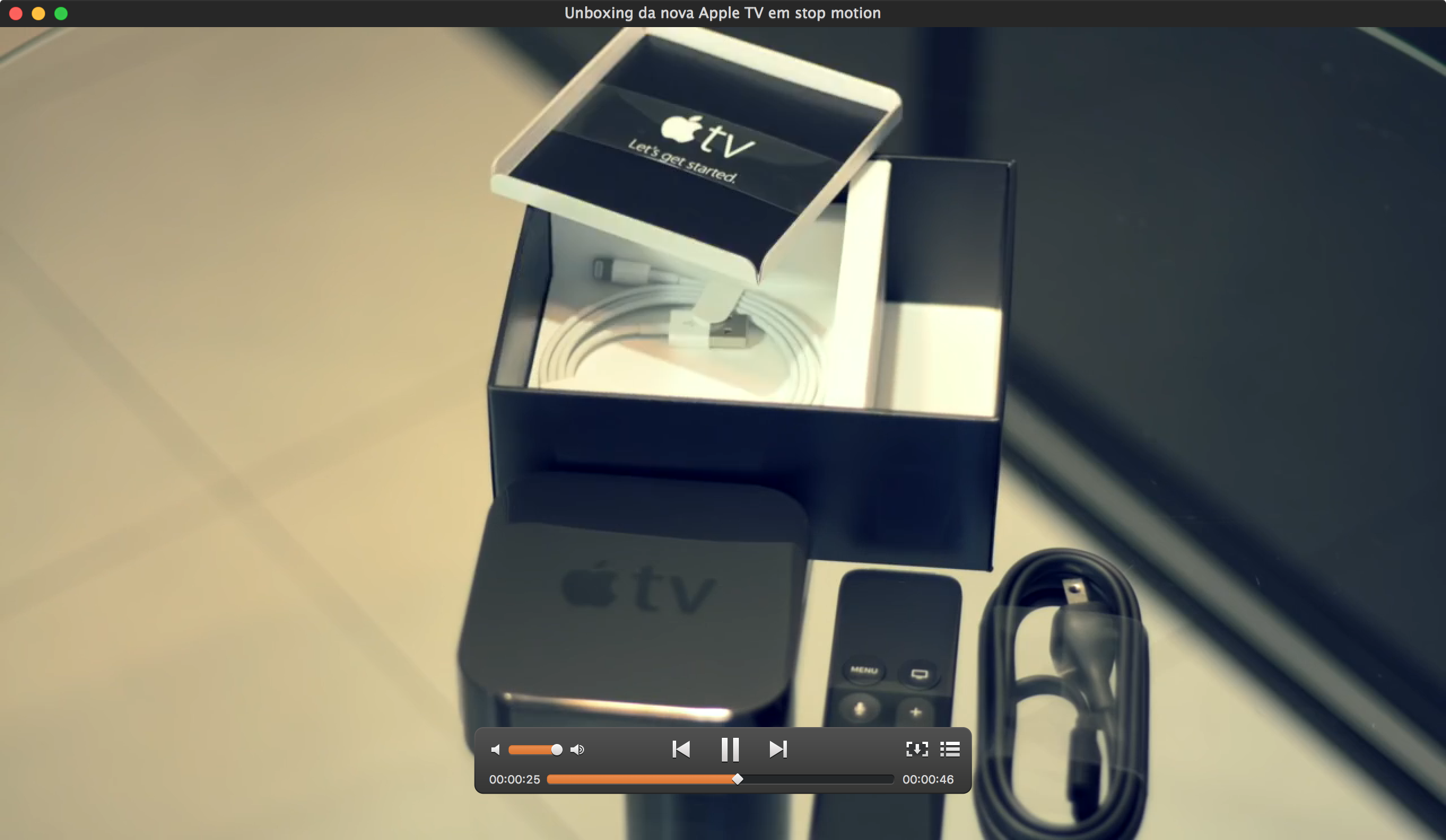 Elmedia Player no OS X