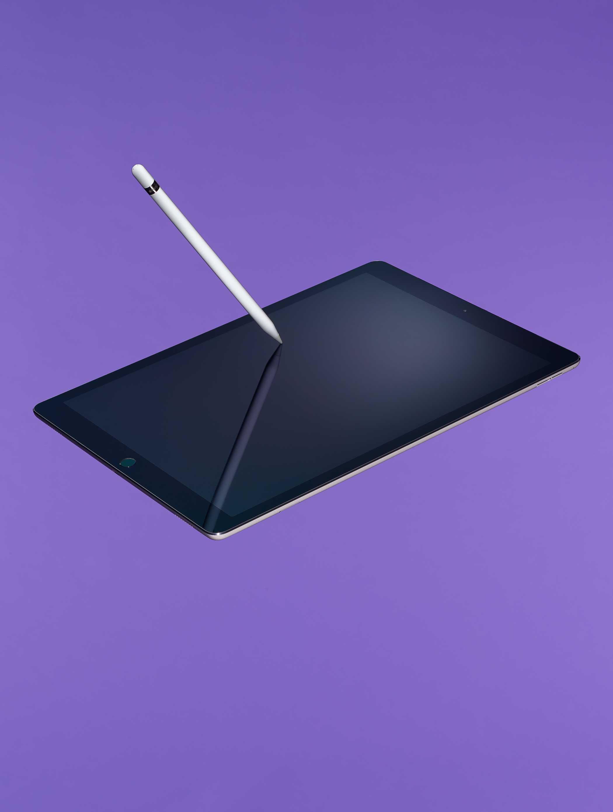 iPad Pro e Apple Pencil