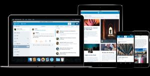 WordPress em várias plataformas