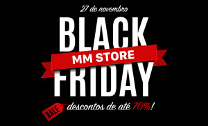 Black Friday na MM Store
