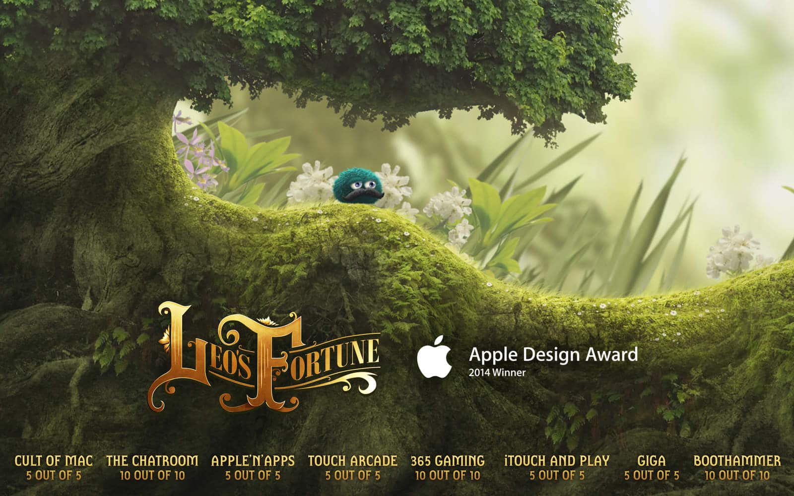 Leo's Fortune - HD Edition (Mac)