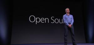 Craig Federighi e Swift open source