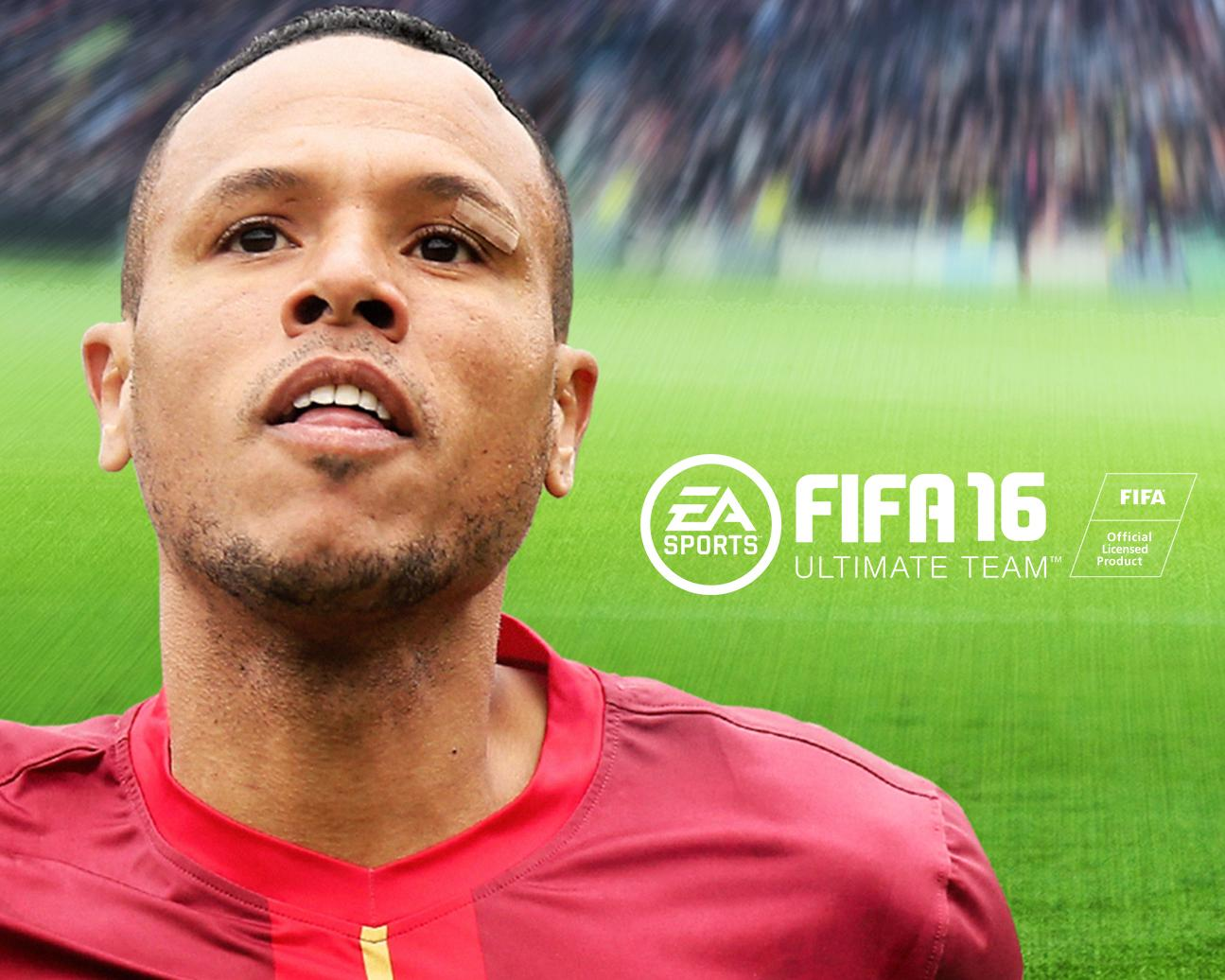 Luís Fabiano - FIFA 16 Ultimate Team