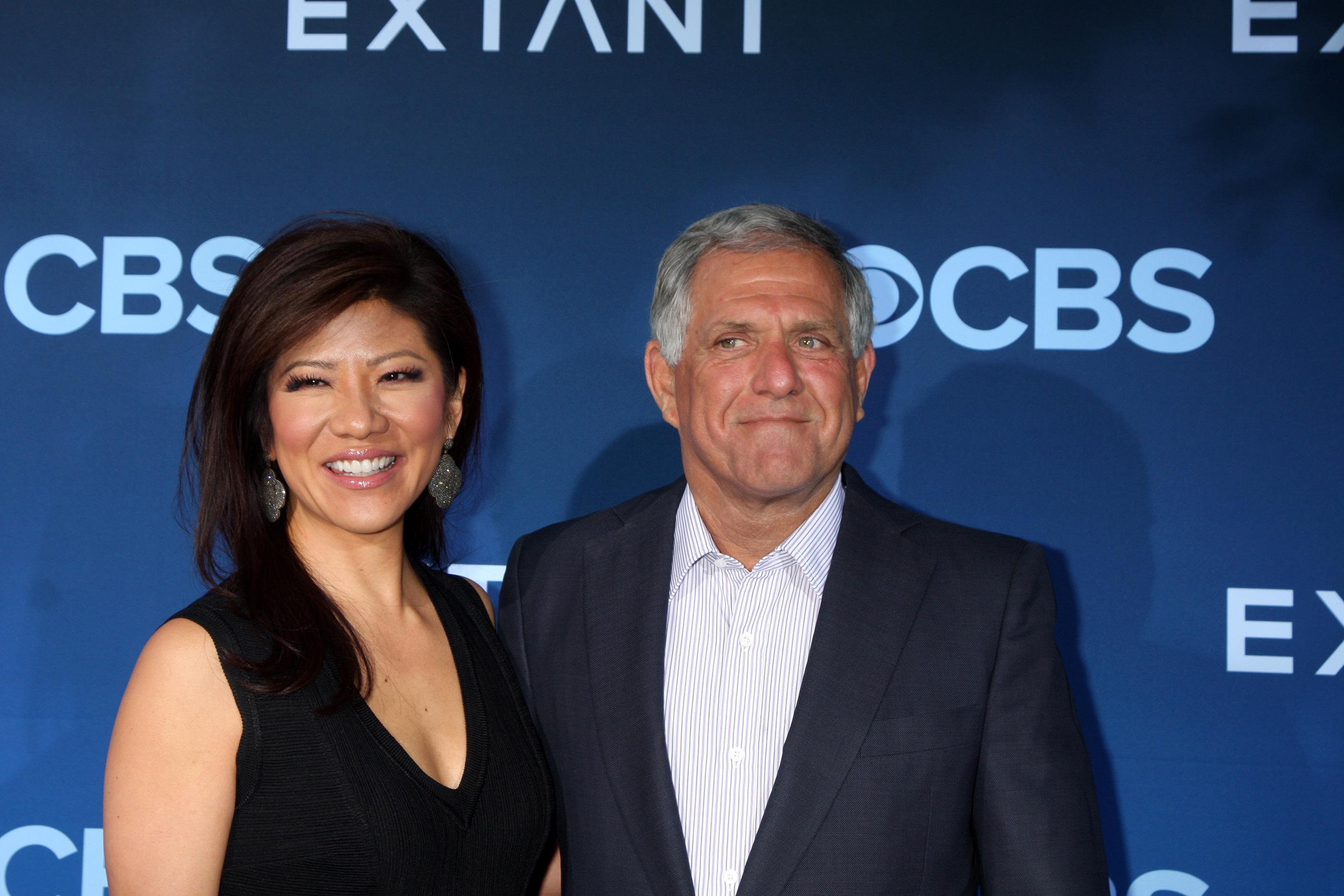 Les Moonves, CEO da CBS