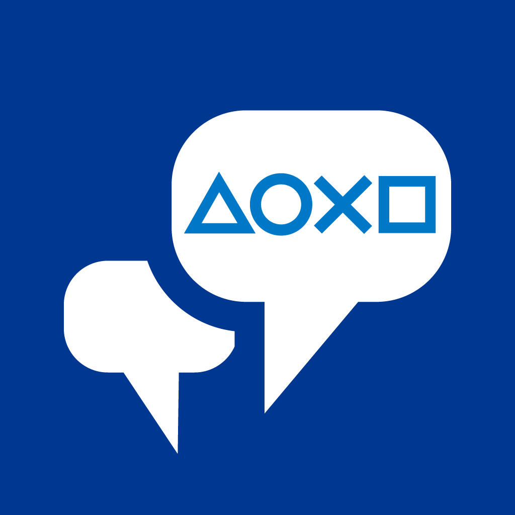 Ícone - PlayStation Messages