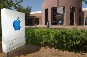 Prédio da Apple no campus de Elk Grove