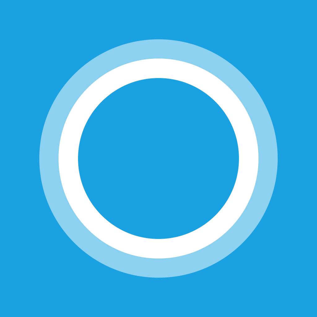 Ícone - Cortana para iPhone