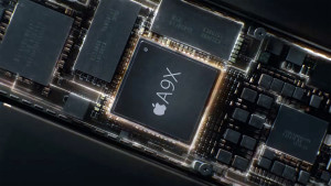 Chip A9X do iPad Pro