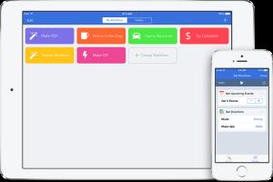 App Workflow para iOS