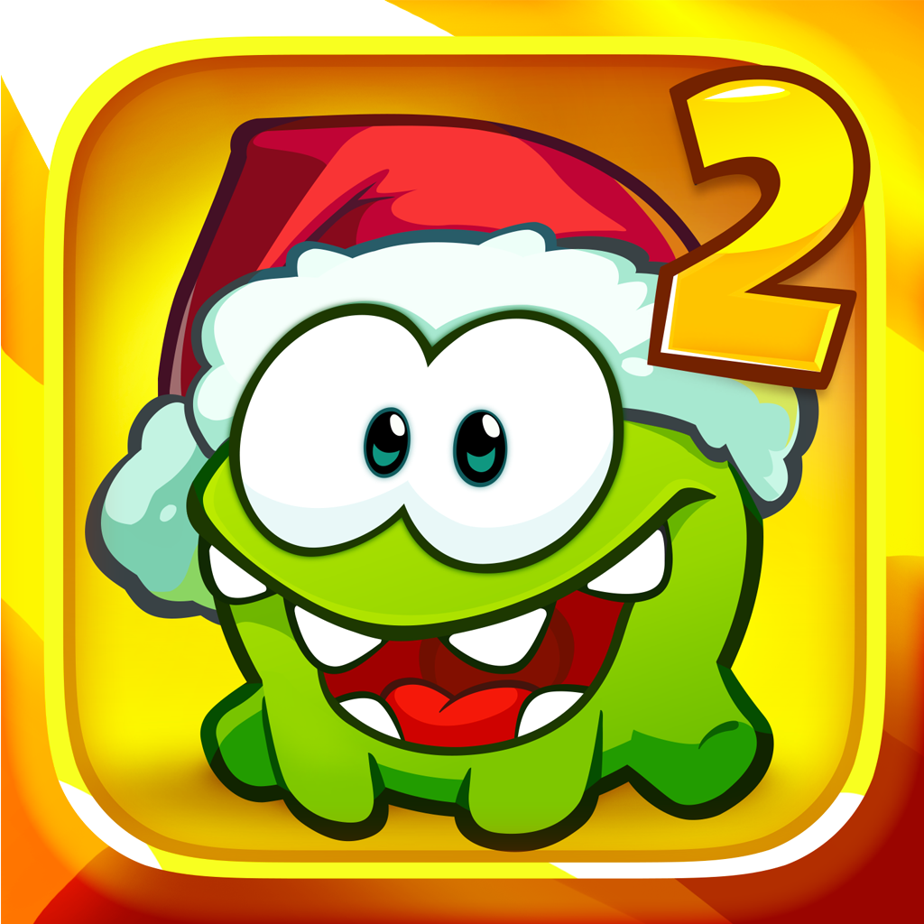 Ícone - Cut the Rope 2
